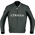 Alpinestars GP Plus Leather Jacket Black