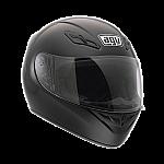 AGV K4 EVO Mono Black