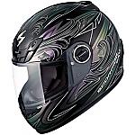 Scorpion EXO-400 Helmet Synergy Chamel Black