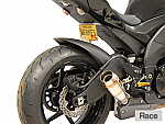 Competition Werkes Slip-On Exhaust 08-10 ZX10R