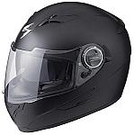 Scorpion EXO-500 Helmet Solid Matte Black