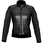 Alpinestars Vika Ladies Leather Jacket Black