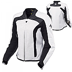 Scorpion ExoWear Ladies Dynasty Jacket White
