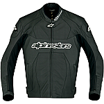 Alpinestars GP Plus Perforated Leather Jacket Black