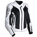 Scorpion ExoWear Ladies Nip Tuck Jacket Off-White