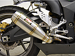 Competition Werkes Slip-On Exhaust 05-06 ZX6R / RR