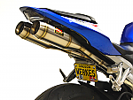 Competition Werkes Slip-On Exhaust 07-12 CBR600RR