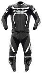 Alpinestars Motegi 2 Piece Suit Black / White