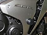 Woodcraft Honda CBR1000RR 08+ Frame Slider Kit