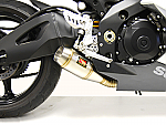 Competition Werkes Slip-On Exhaust 07-08 GSXR1000