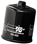 K&N High Performance Oil Filter KN-303