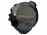 Woodcraft Honda CBR600RR 03-06 LHS Stator Cover Blk W/Skid Plate Choice (use semi-dry liquid gasket)
