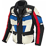 Spidi Marathon H2Out Jacket Black / Red / Blue