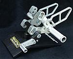 Woodcraft Ducati 848/1098/1198 Rearsets w/shift pedal