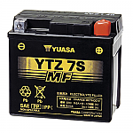 Yuasa Maintenance Free 12V Battery - YTZ7S