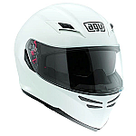 AGV Skyline Mono White