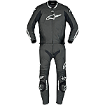 Alpinestars GP Pro 2 Piece Suit Black