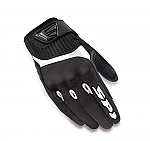 Spidi G-Flash Tex Ladies Gloves Black / White