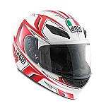AGV K4 EVO Arrow White Red