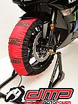 DMP Slingshot Tire Warmers 110/120 Front 180/195 Rear