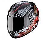 Scorpion EXO-750 Helmet Eternity Black/Red