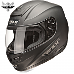 Fly Racing Paradigm Helmet Matte Black
