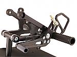 Woodcraft Yamaha YZF-R6 06-11 Rear Set Kit W/Shift Pedal, Std Shift