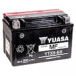 Yuasa Maintenance Free VRLA 12V Battery - YTX9-BS