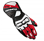 Spidi STR-1 Gloves Black / Red / White
