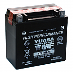 Yuasa Maintenance Free High Performance VRLA 12V Battery - YTX14H-BS