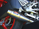 Competition Werkes Slip-On Exhaust 06-12 YZF-R6