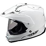 Fly Racing Trekker Helmet White