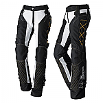 Scorpion ExoWear Ladies Savannah Pant Black / White / Gold
