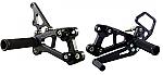 Woodcraft Honda CBR600RR 07-11 Rearsets W/Shifter