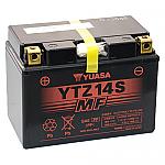 Yuasa Maintenance Free 12V Battery - YTZ14S