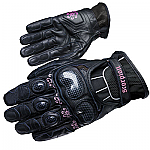 Scorpion ExoWear Ladies Fiore Short Glove Pink