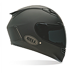 Bell Star Matte Black Solid