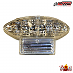 DMP Power Grid LED Taillight Suzuki Hayabusa 99-07