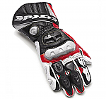 Spidi Race-Vent Gloves White / Red / Black