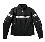 Spidi JK Textile Ladies Jacket Black / Ice