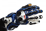 Knox Handroid Hand Armour Blue