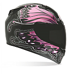 Bell Vortex Monarch Pink