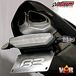 DMP Power Grid LED Taillight Kawasaki ZX6R 07-08