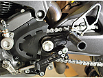 Woodcraft Ducati 696/796/1100 Monster 09+ Complete Rearset Kit