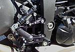 Woodcraft Kawasaki ZX6R 09-11 Rearset Kit w/Brake Pedal