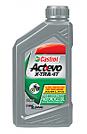 Castrol Actevo X- tra Synthetic Blend Motor Oil 1 qt