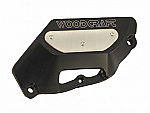 Woodcraft Aprilia RSV4 LHS Stator Cover Protector Assbly Black W/Skid Plate Kit Choice/249H