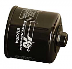 K&N High Performance Oil Filter KN-204