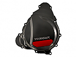 Woodcraft Triumph Daytona 675/Street Tripple 06+ LHS Stator Cover Black W/Gasket + Skid Plate Kit Choice