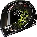 Scorpion EXO-400 Helmet Skull Bucket Chameleon